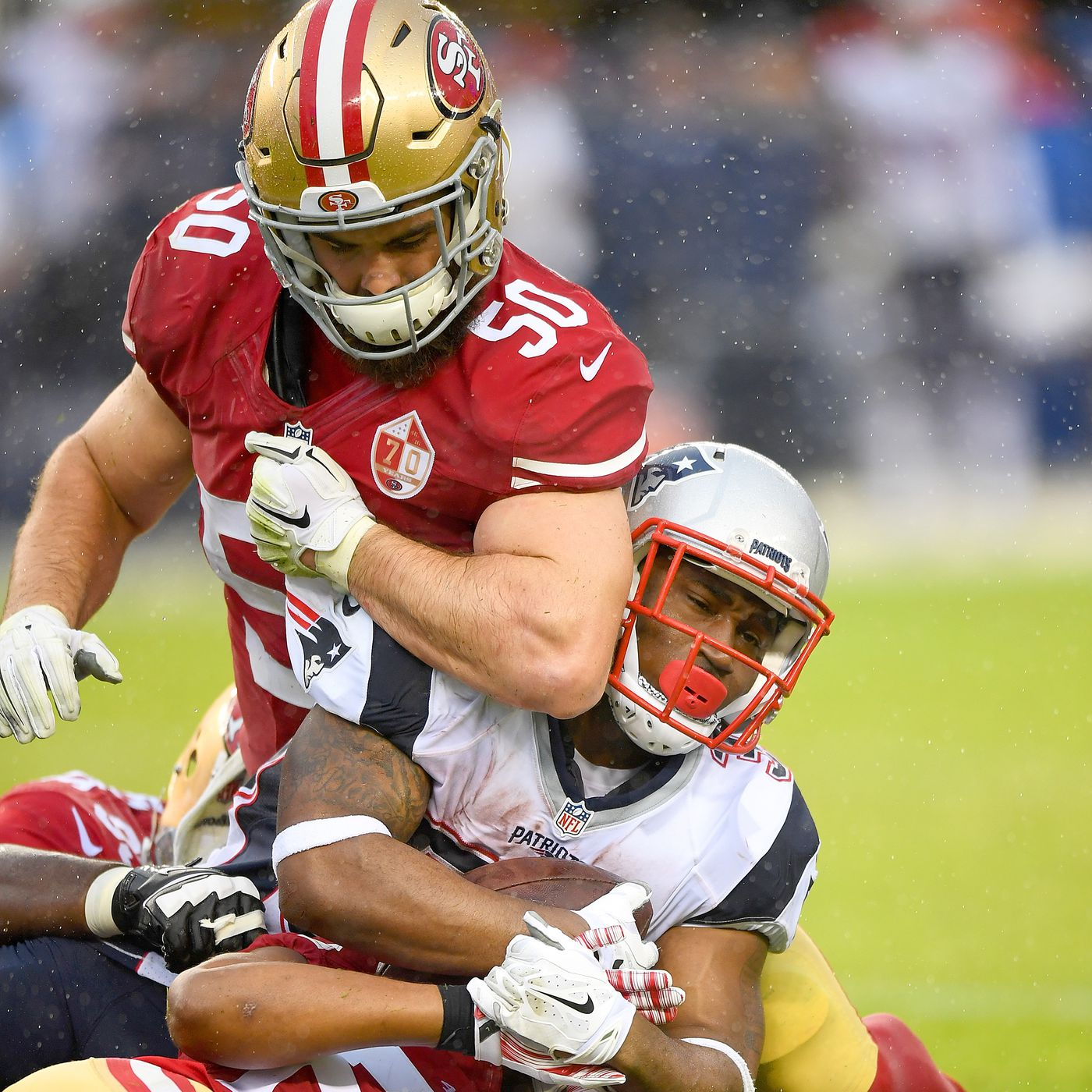 Nfl Week 5 Results 49ers One Of Two Undefeated Teams