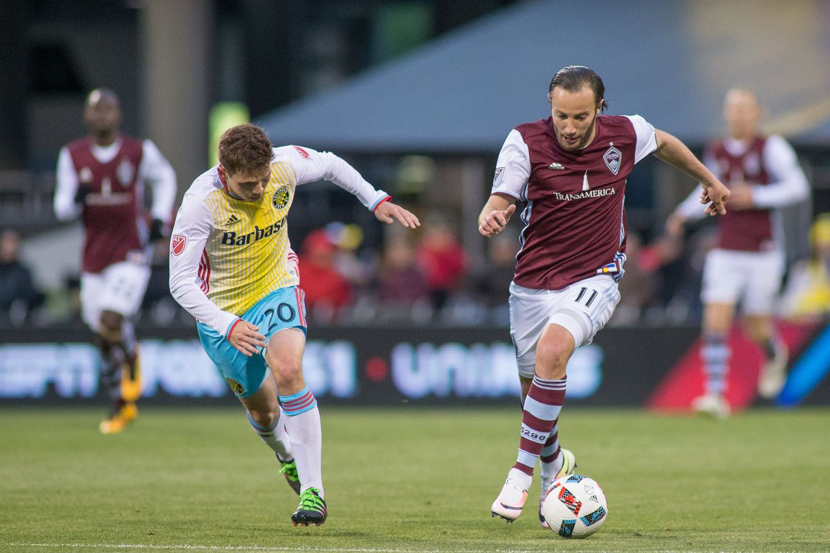 MLS: Colorado Rapids at Columbus Crew SC
