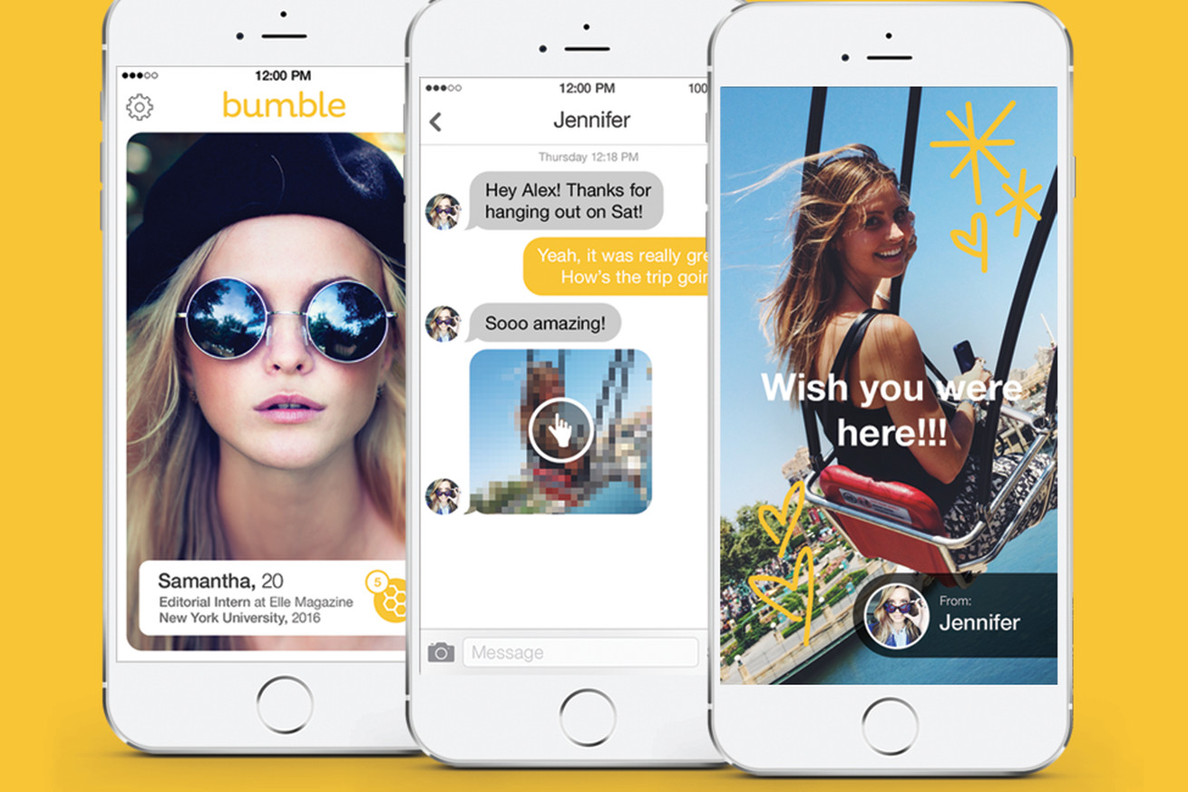 bumble bans images of guns in profile pictures