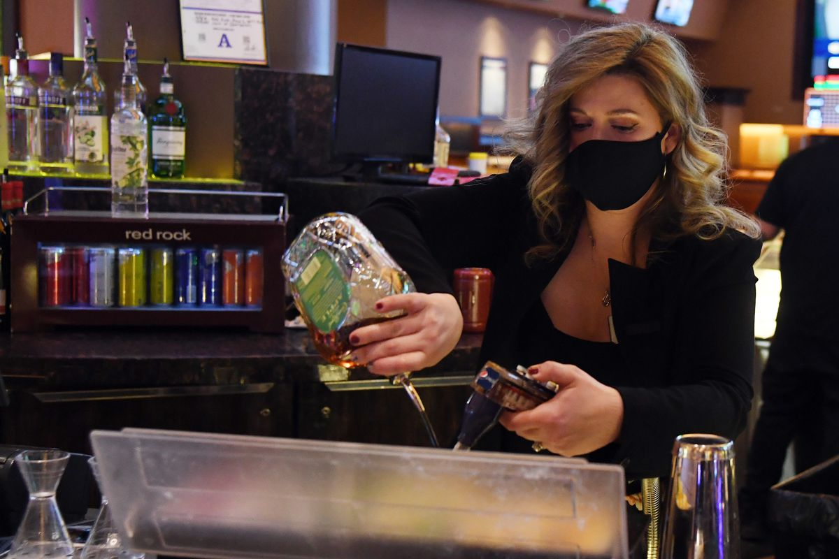 Nevada Casinos Reopen For Business After Closure For Coronavirus Pandemic