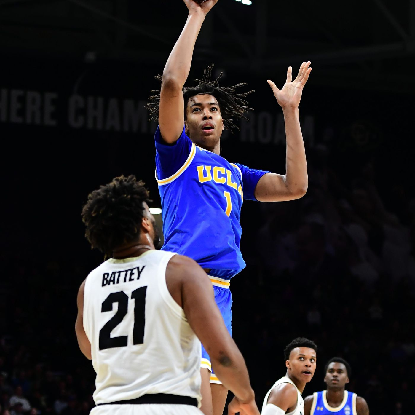 2019 NBA Draft Profile: UCLA's Moses Brown — You Can't Teach