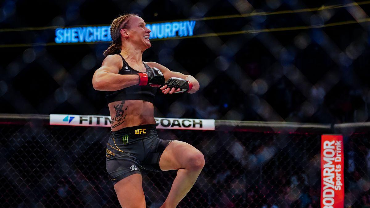 UFC 266: Shevshenko v Murphy