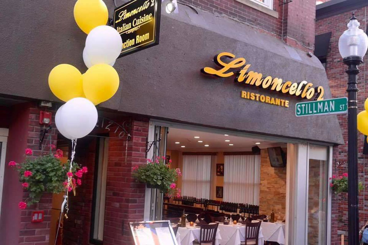 In This Storystream Boston Italian Restaurant News