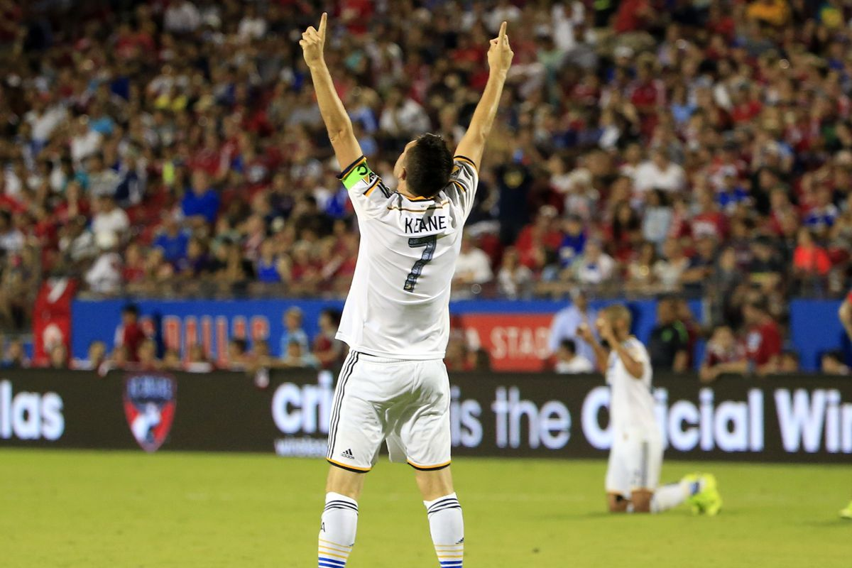 LA Galaxy captain Robbie Keane has netted 15 goals and 7 assists in only 17 matches this season.