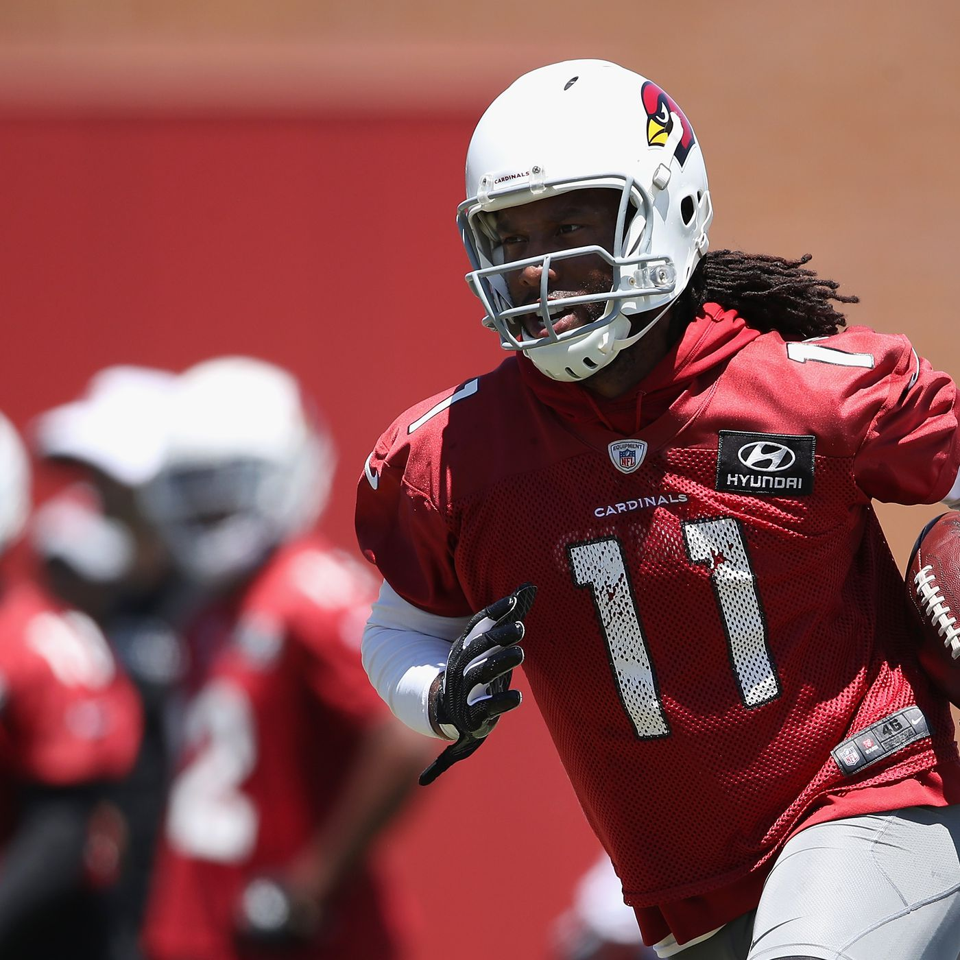 low priced 1a7cc 7e6f1 Larry Fitzgerald ranked 60th in NFL Top 100 - Cardiac Hill