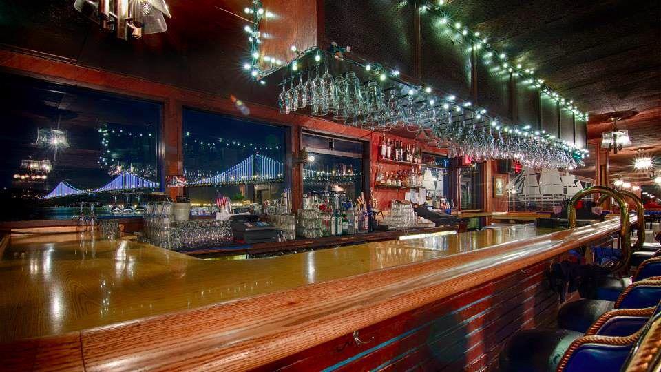 The bar at Sinbad's. Photo: Facebook