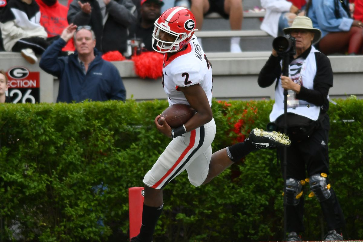 Monday Morning Dawg Bites Has Nut Punches And Scrimmage Notes Dawg Sports