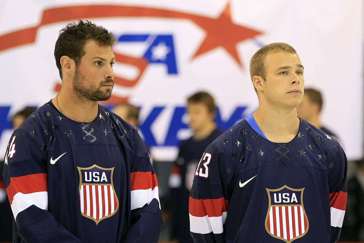 A Critique of the Nike 2014 Olympic Hockey Jerseys - Mile High Hockey 57a38afba