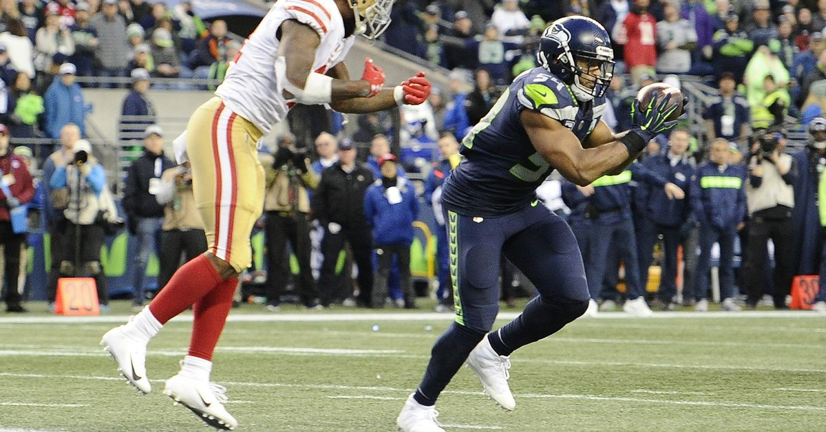 Seahawks on tape: Bobby Wagner's Tampa 2 pick-six, explained