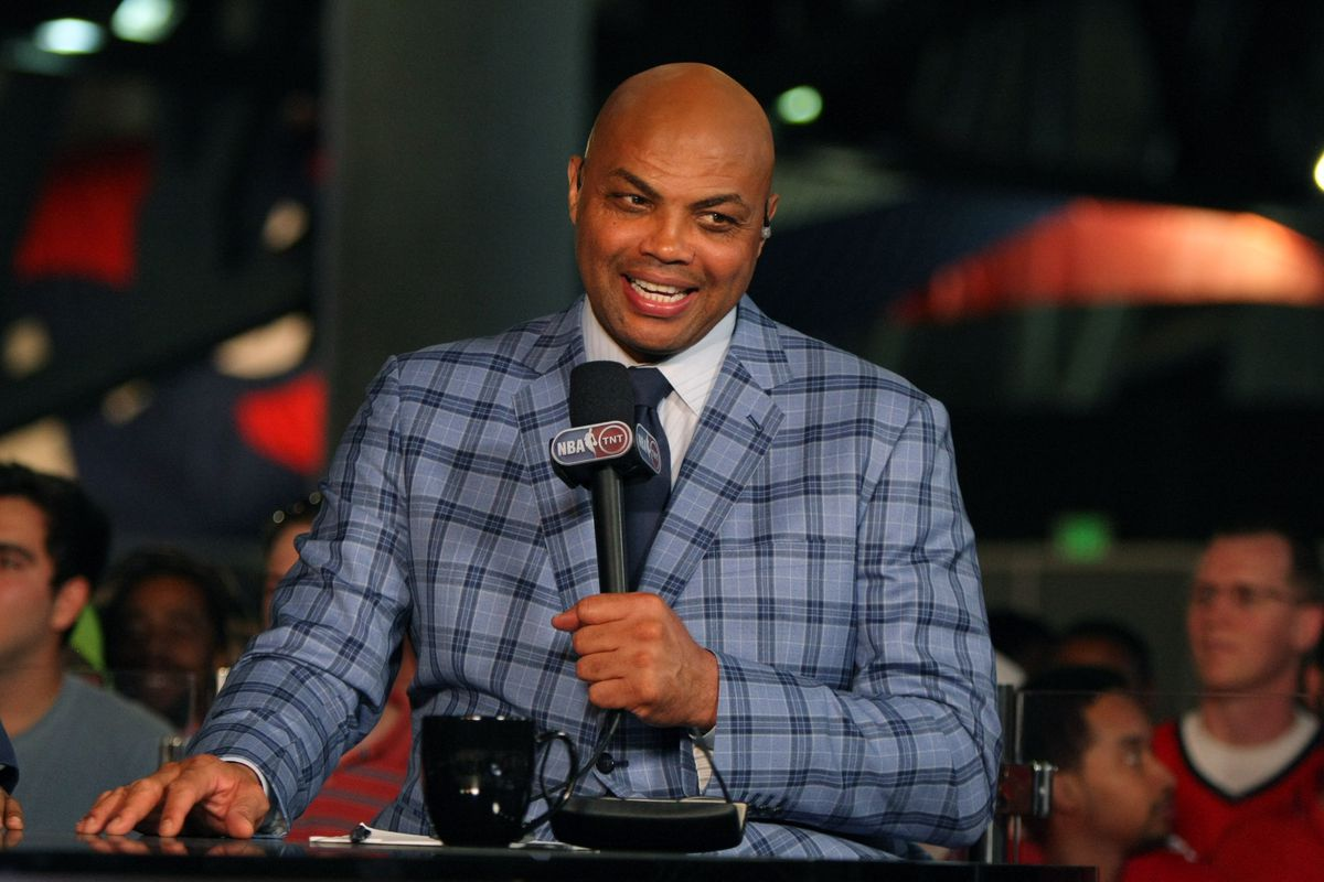 Sir Charles remains a popular basketball analyst.