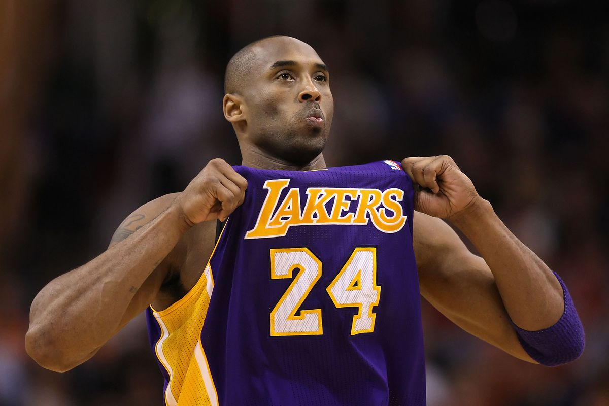 Image result for kobe lakers