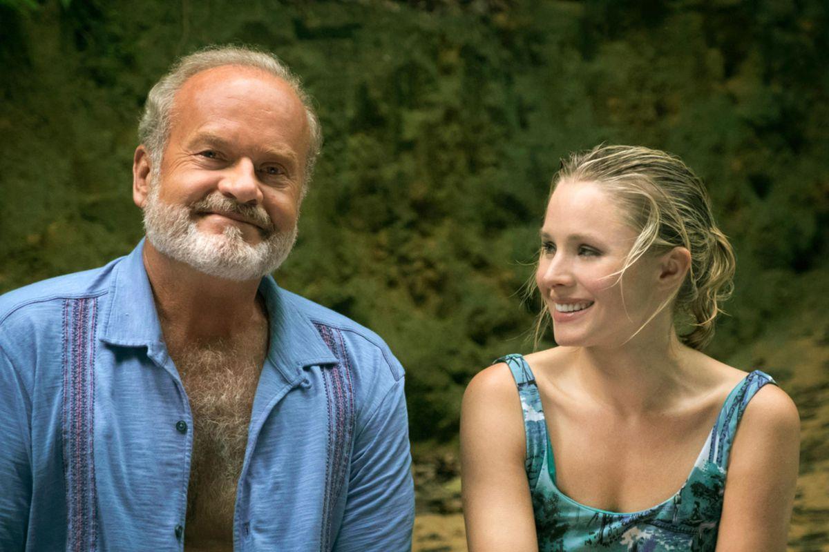 Like Father - Harry Hamilton (Kelsey Grammer) and Rachel Hamilton (Kristen Bell)