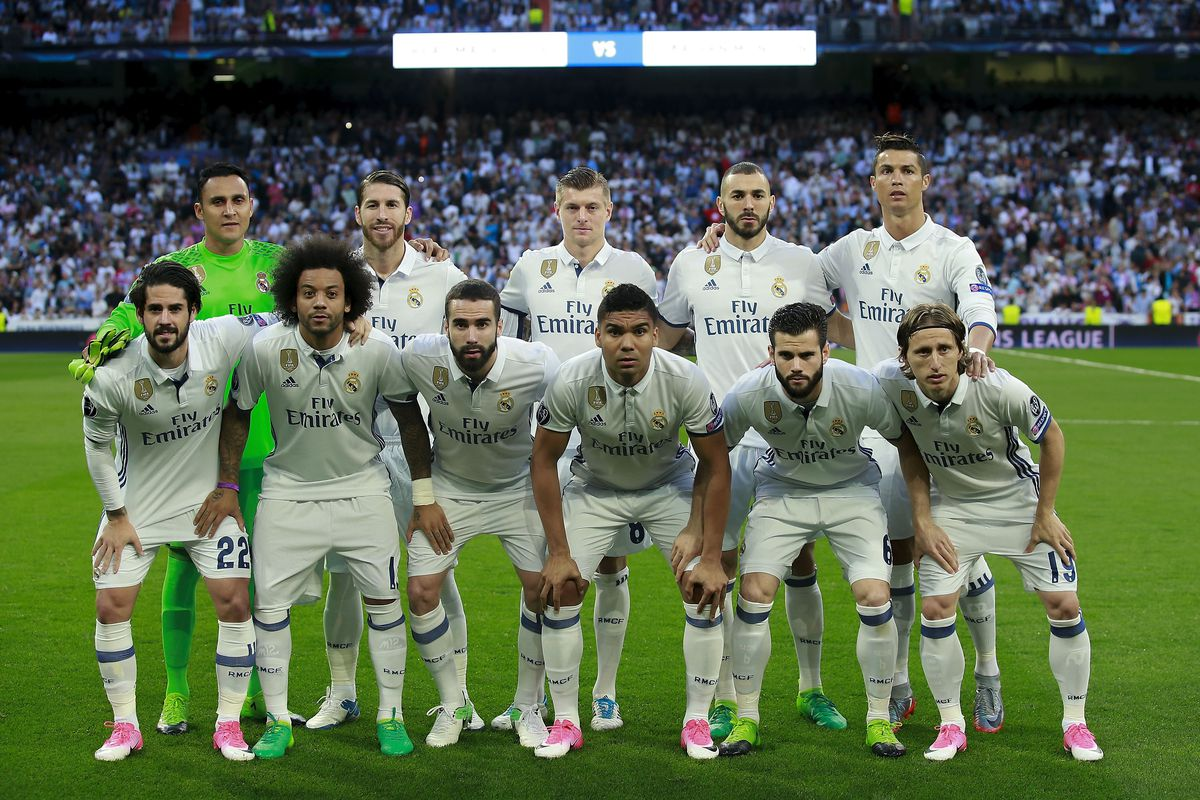 Real Madrid Fc Com