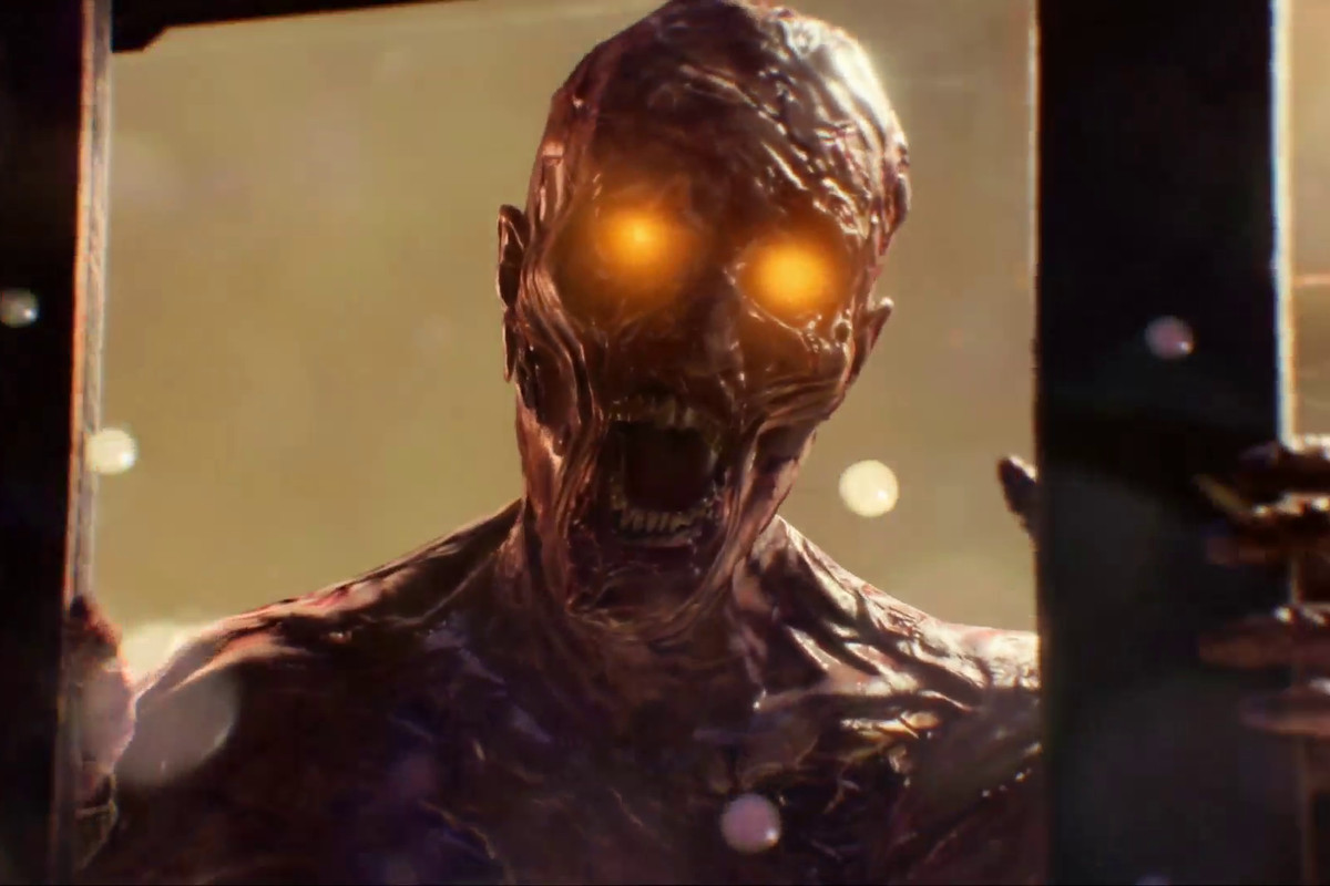 Call of Duty: Black Ops 4 - zombie on Zombies map IX