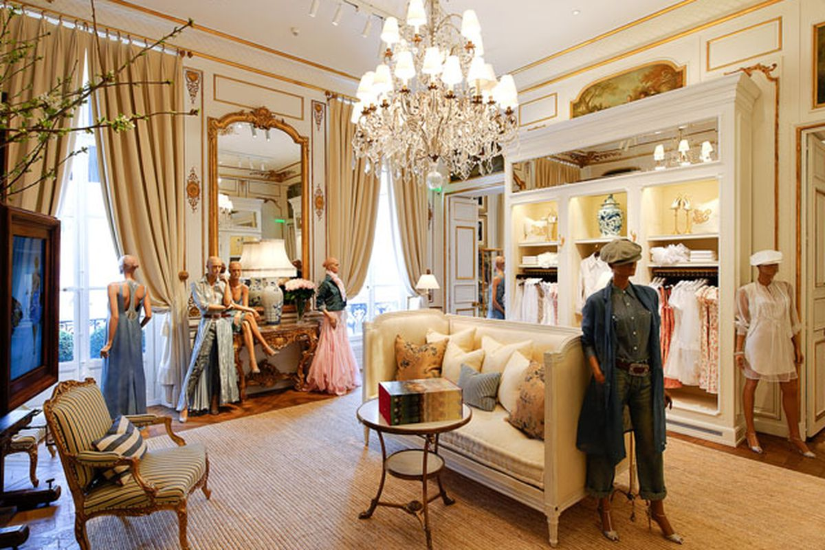 Ralph Lauren S Home Sale Will Include Fancy Props From Its