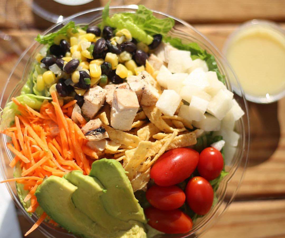 Baby Greens' salad