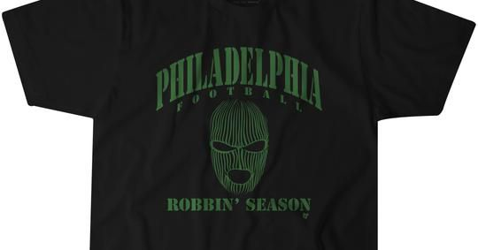 90e5a47be The Philadelphia Eagles have replaced the dog mask with the ski mask -  SBNation.com