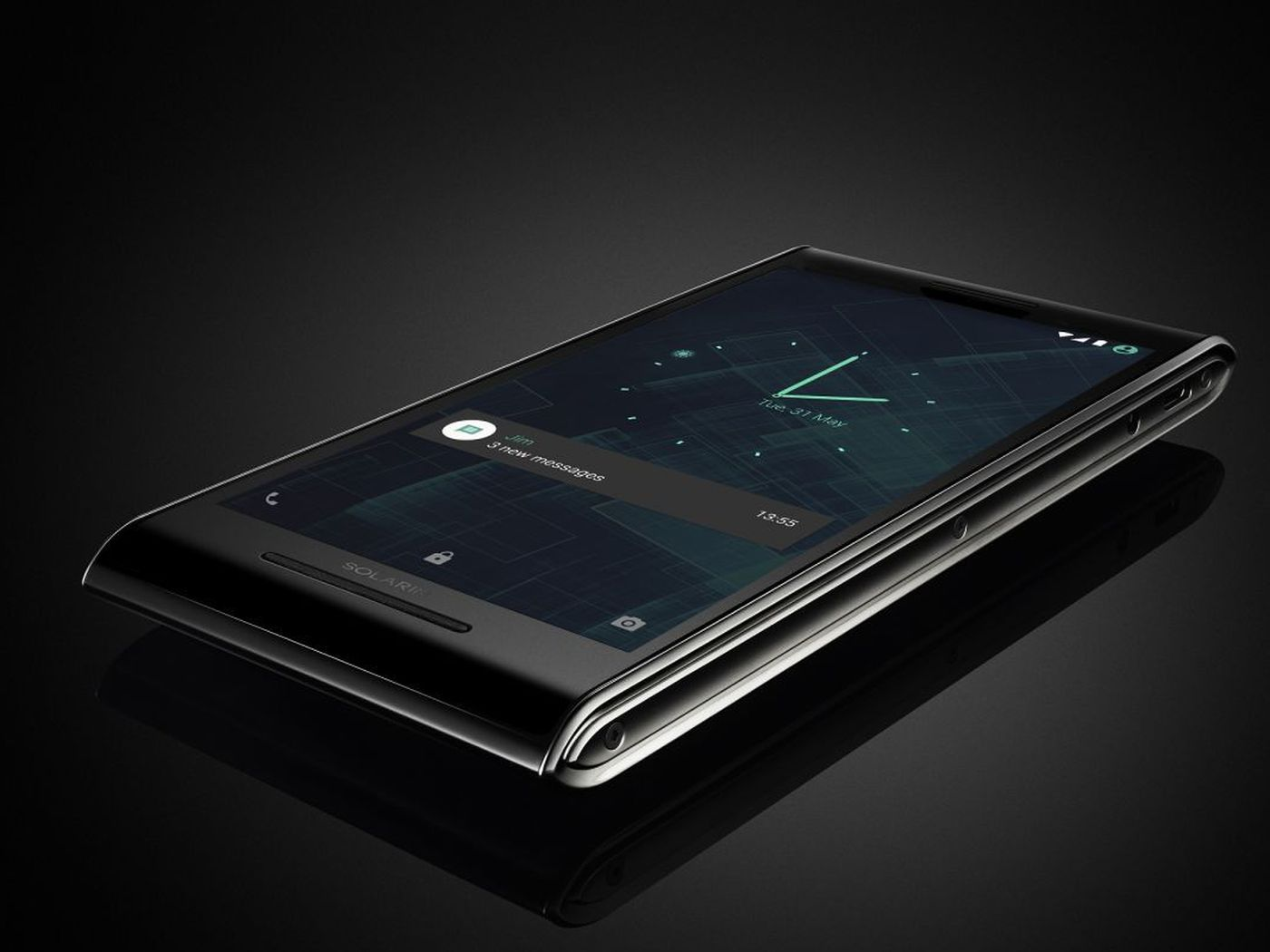 Solarin is a new smartphone promising 'military-grade