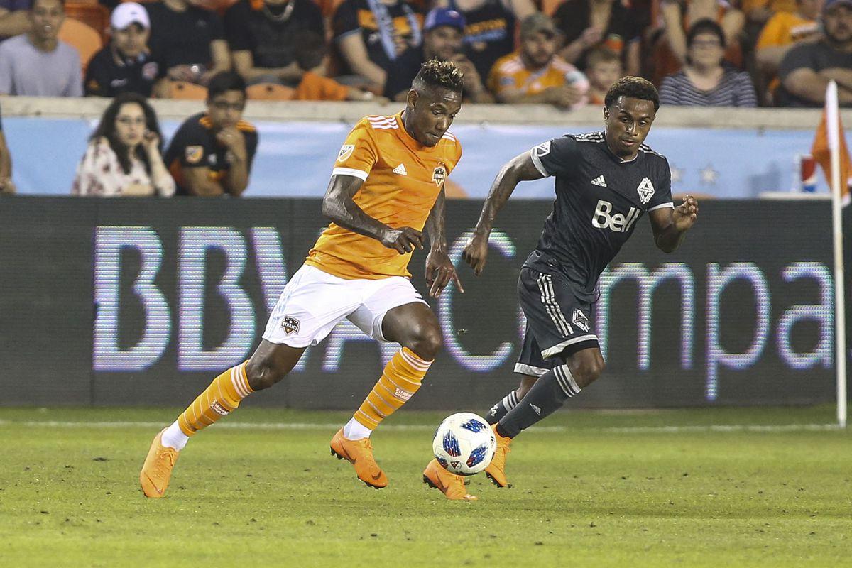 Week #3 Match Preview! Whitecaps @ Houston Dynamo
