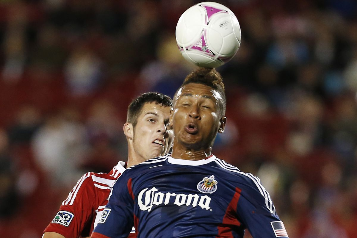 Agudelo: Came up with the timeliest of goals.