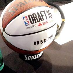 Kris Dunn Draft Ball