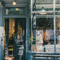 """<b>↑</b>The focus is on menswear at <b><a href=""""http://goosebarnacle.com/ """">Goose Barnacle</a></b> (91 Atlantic Avenue), but that doesn't mean ladies should skip this spot. Not only can you shop for a guy in your life, but you can also pick up some borrow"""