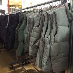 Men's jackets, $150
