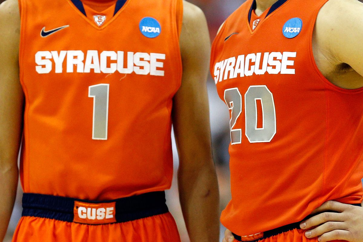 Syracuse Basketball Incoming Freshman Get Their Jersey Numbers