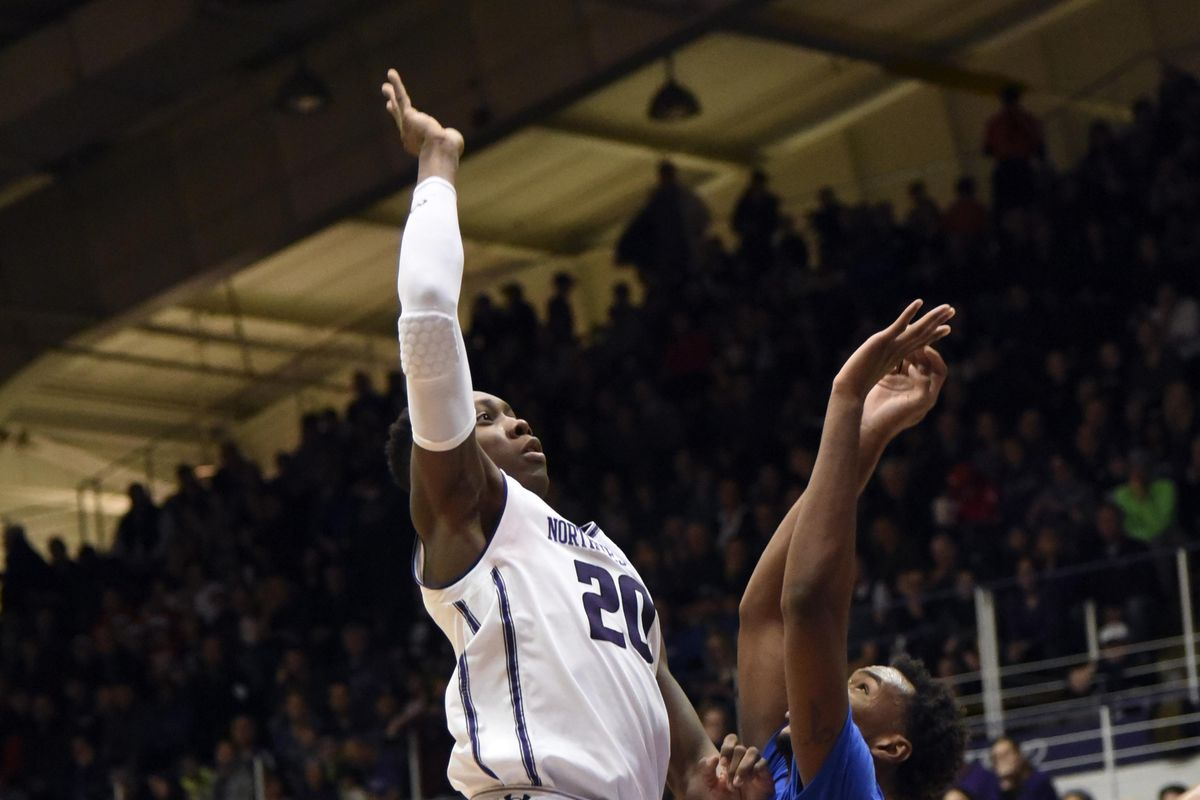 NCAA Basketball: DePaul at Northwestern