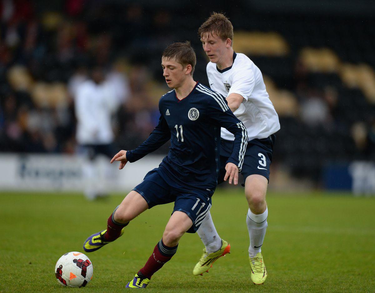 England U19 v Scotland U19