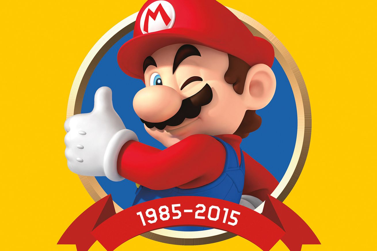 mario may finally be getting his own encyclopedia in english this october