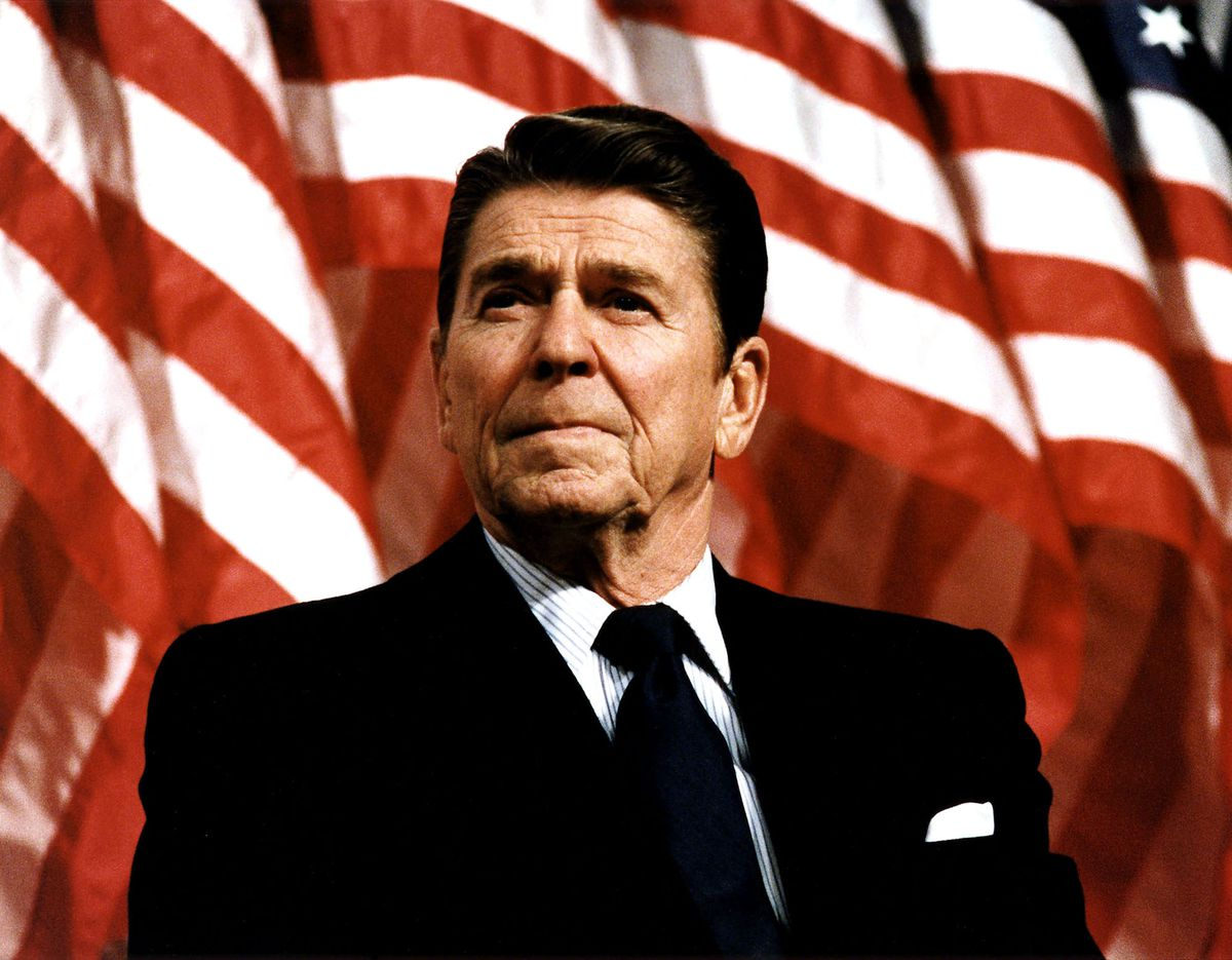 Ronald Reagan Turns 92