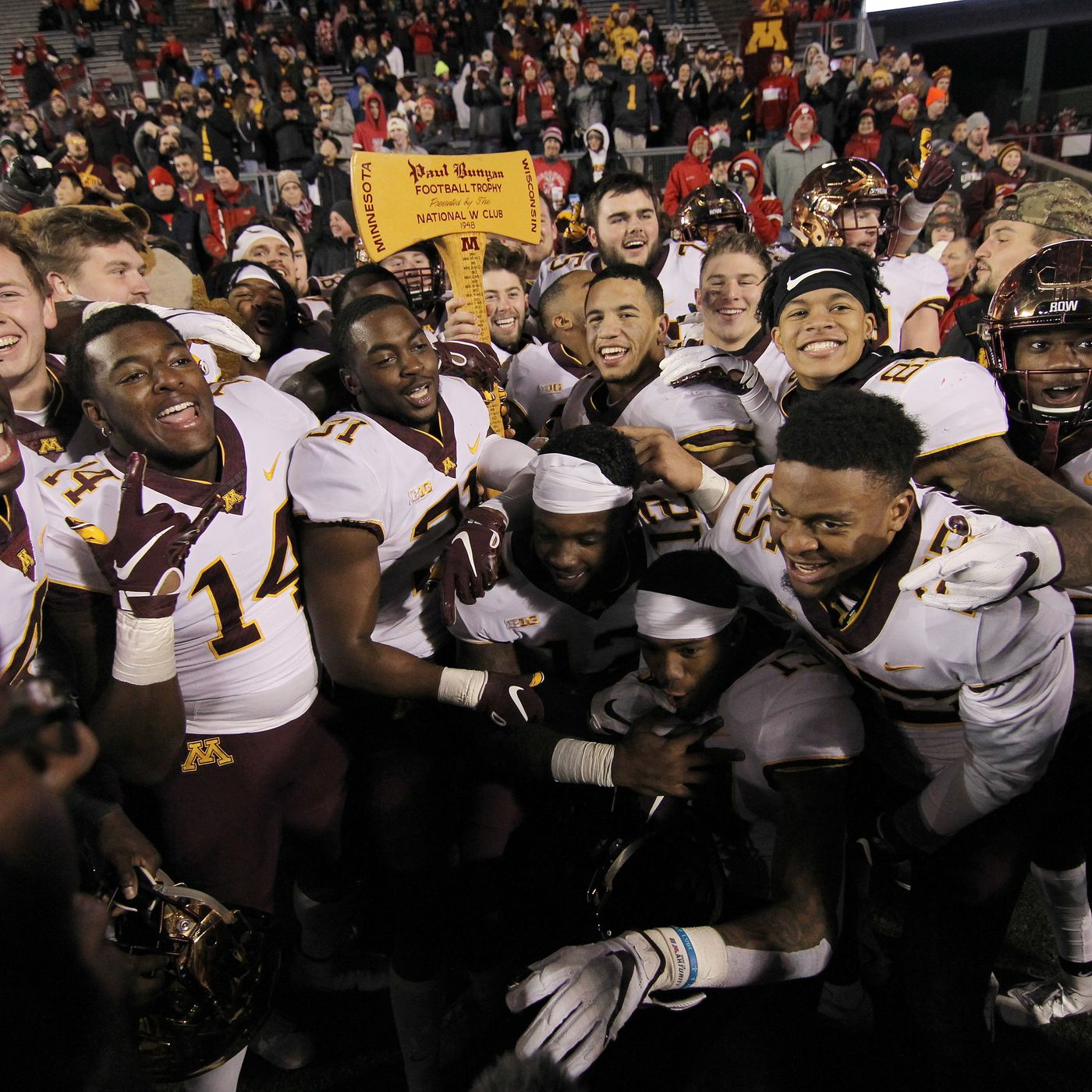 2019 Minnesota Golden Gophers Football Schedule Record Predictions Picks Games Could Minnesota Win The Big Ten West Title Off Tackle Empire