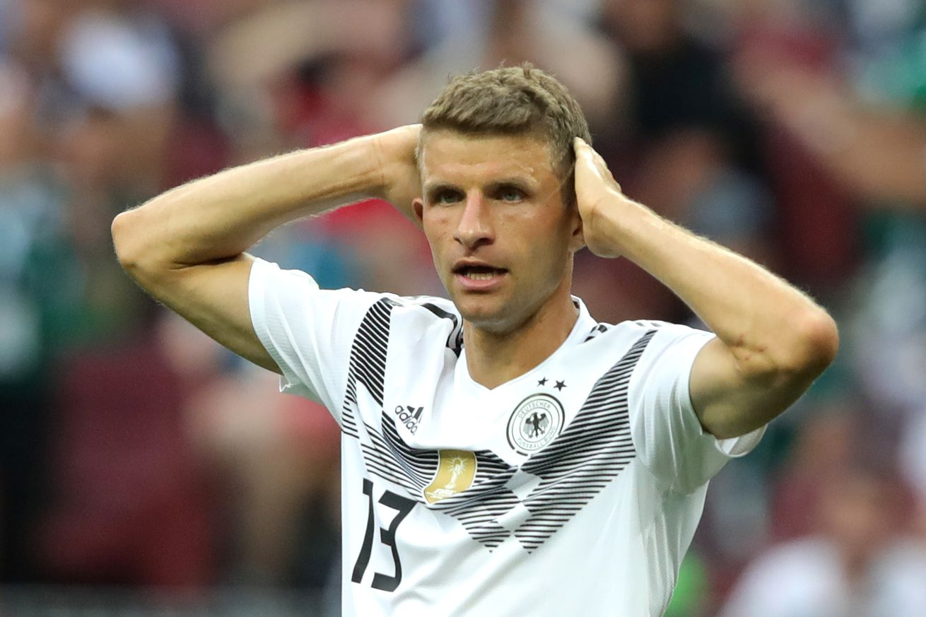 Four match observations from Germany?s lackluster 1-0 defeat to Mexico