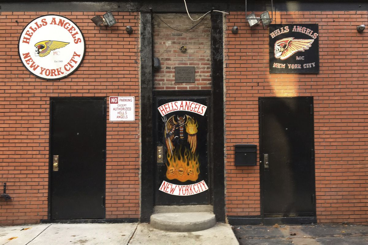 Hells Angels East Village clubhouse will become rental