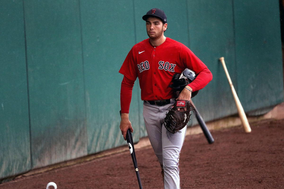 Boston Red Sox Taxi Squad Practice