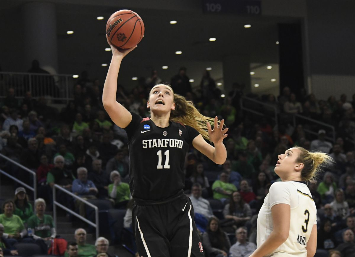 NCAA Womens Basketball: NCAA Tournament-Chicago Regional-Notre Dame vs Stanford