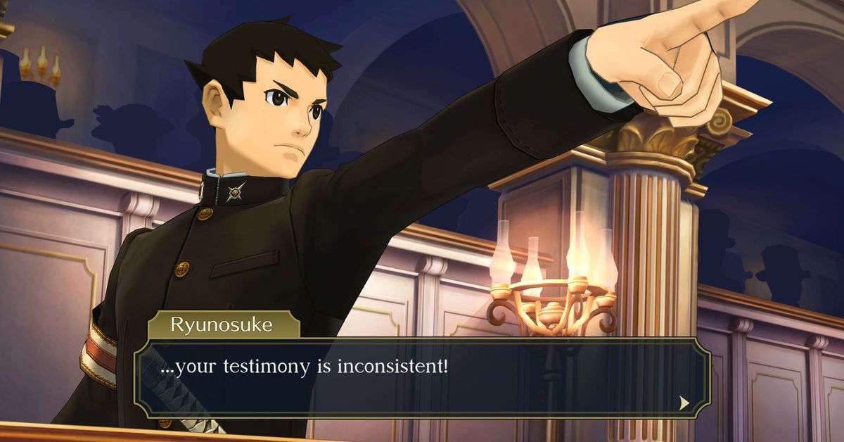 The careful balancing act of translating an Ace Attorney game