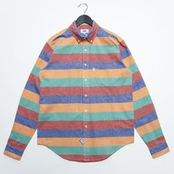 <b>DURKL</b> Multi Stripe Long Sleeve, $84