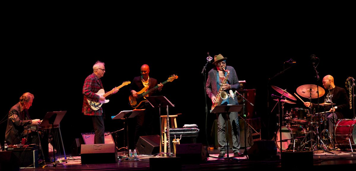 Charles Lloyd & The Marvels | PHOTO BY D. DARR