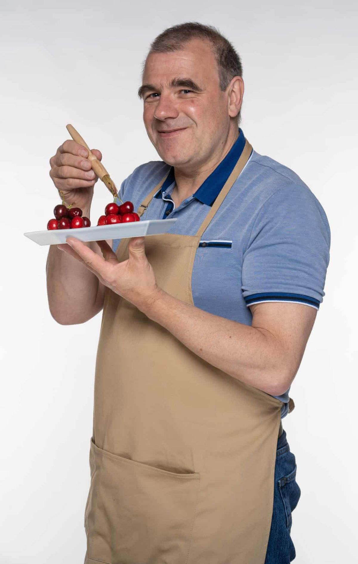 Great British Bake Off 2021 contestant Jurgen, who will compete on GBBO this year