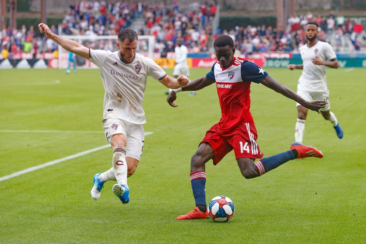 FC Dallas vs Colorado Rapids: Highlights, stats and quote sheet