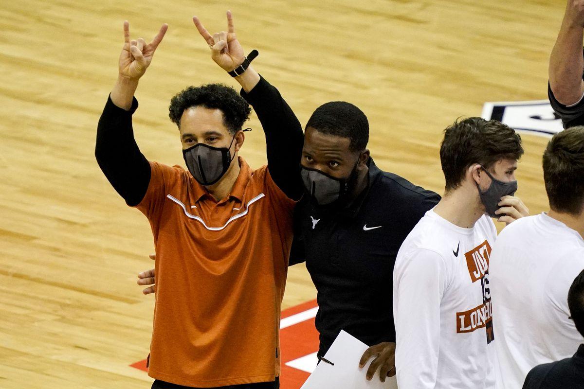 NCAA Basketball: Big 12 Conference Tournament-Oklahoma State vs Texas