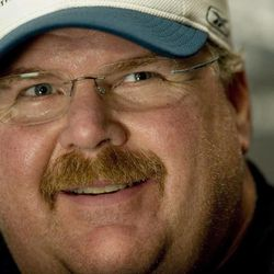 Philadelphia Eagles football coach Andy Reid hosted a symposium in Philadelphia recently to explain his LDS beliefs.