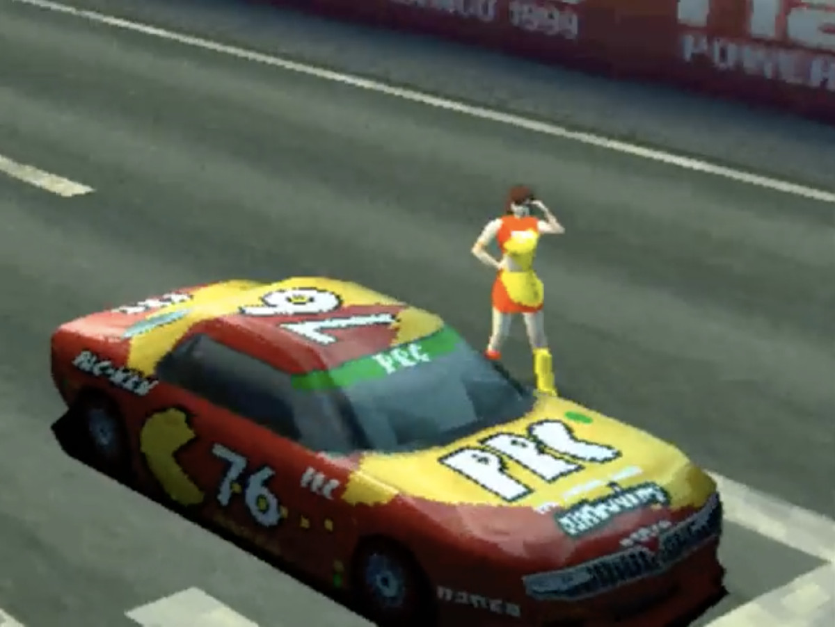 R4: Ridge Racer Form 4 - model subsequent to vehicle seventy six on the starting up line