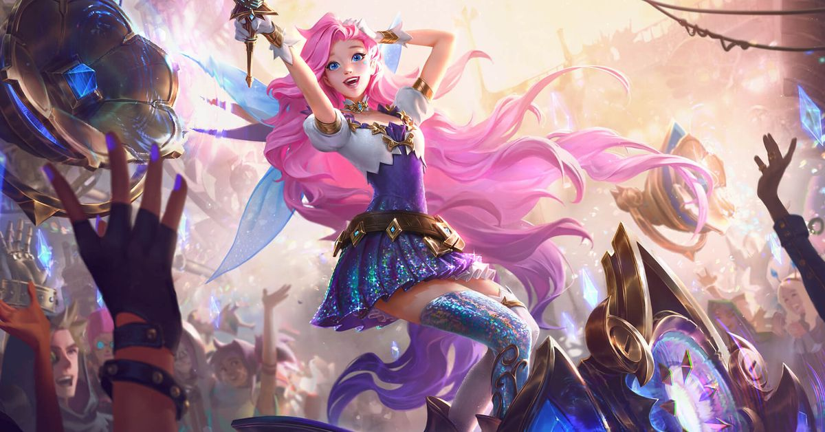 League of Legends Seraphine Guide