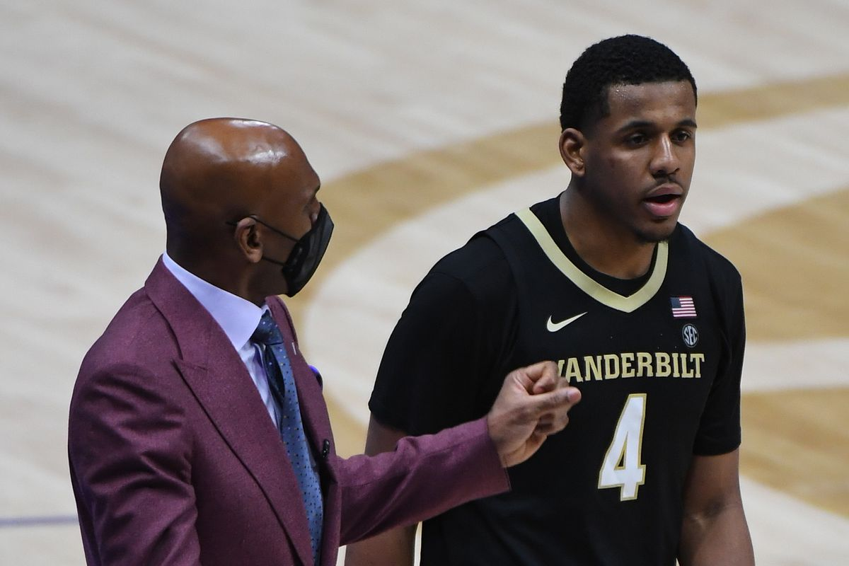 NCAA Basketball: SEC Conference Tournament-Vanderbilt vs Florida