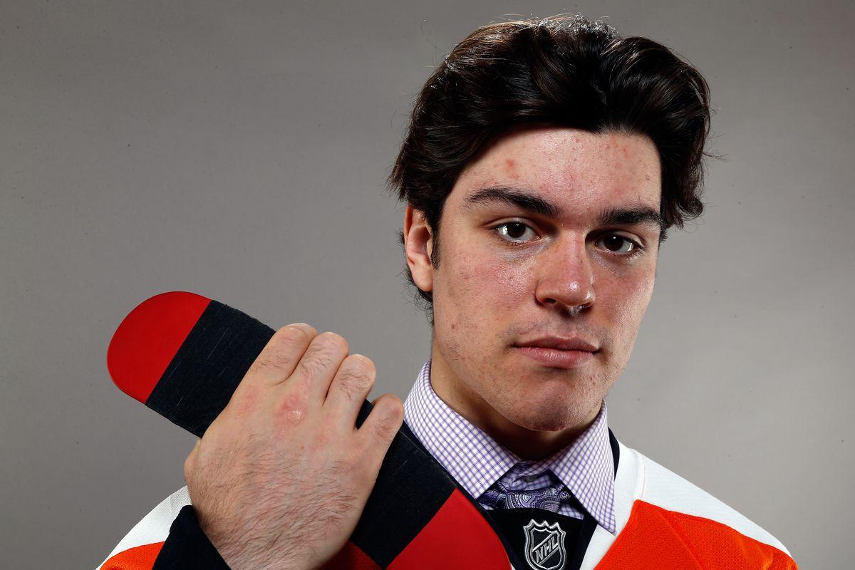 2014 NHL Draft - Portraits