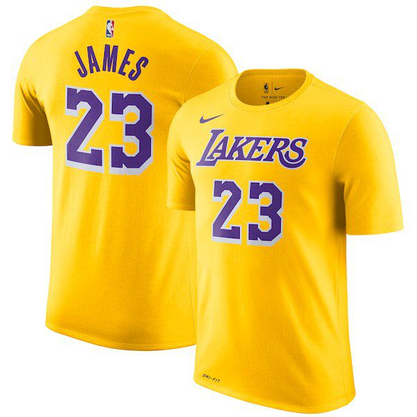 new products 8408a da436 LeBron James Lakers apparel guide: How to rep the king in ...