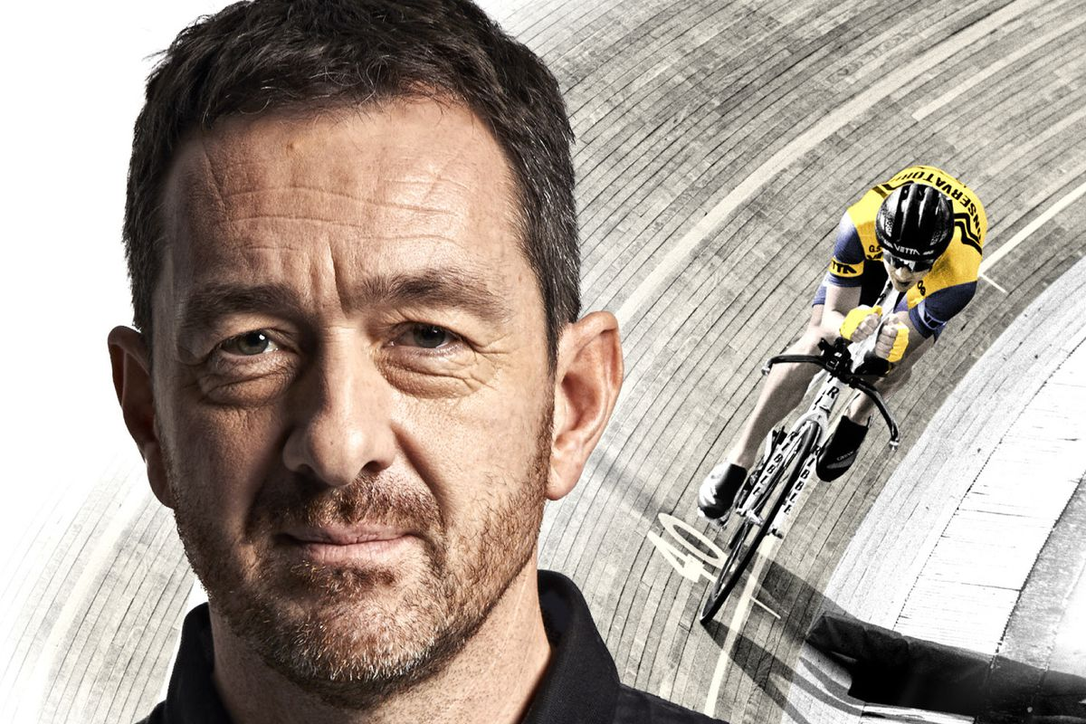 Triumphs and Turbulence - My Autobiography, by Chris Boardman